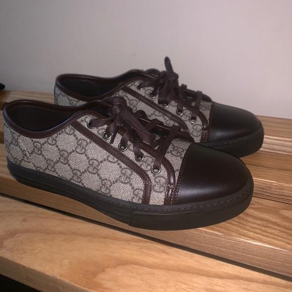 Classic Gucci Sneakers Rare | Poshmark